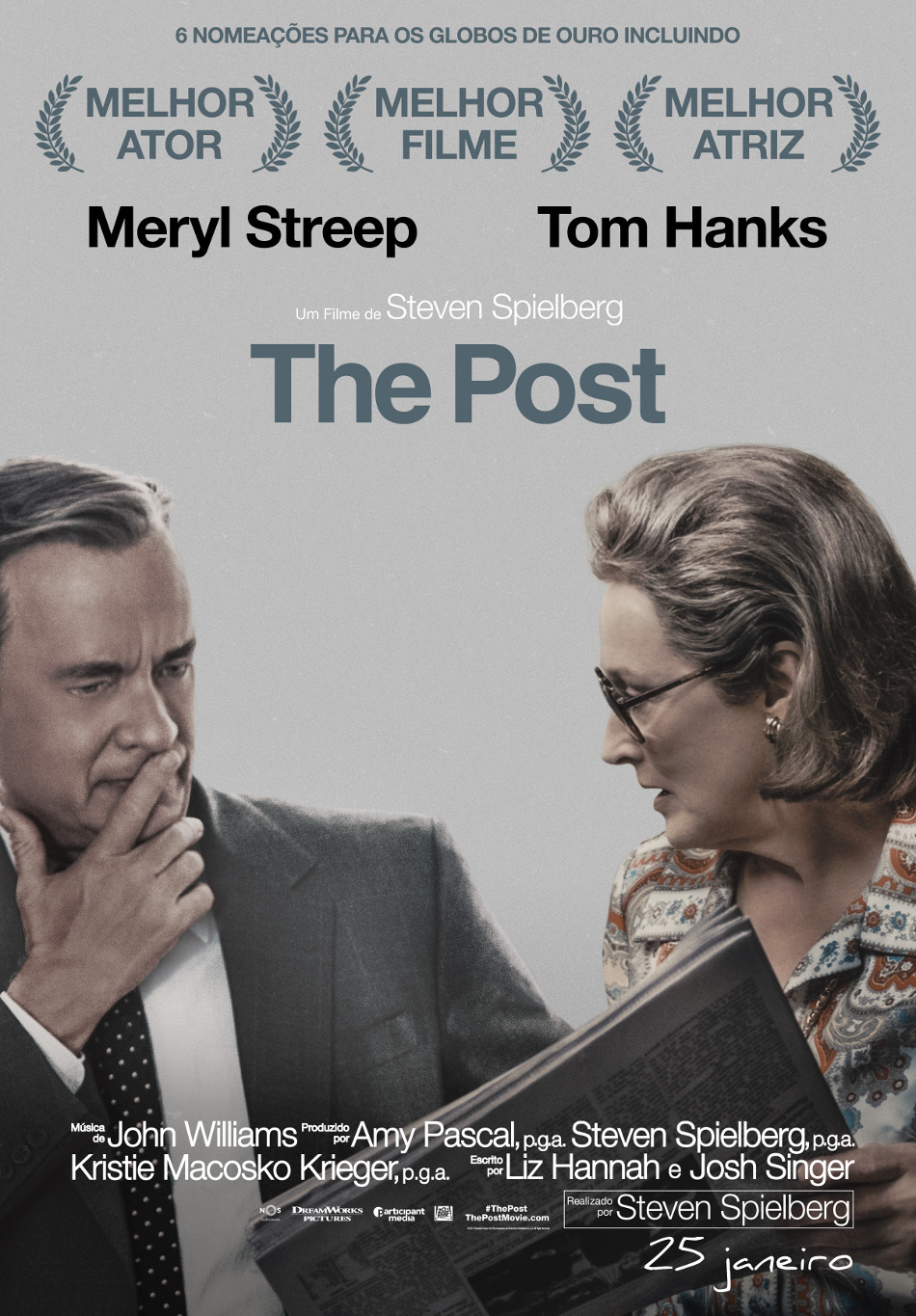 The Post - Cinecartaz