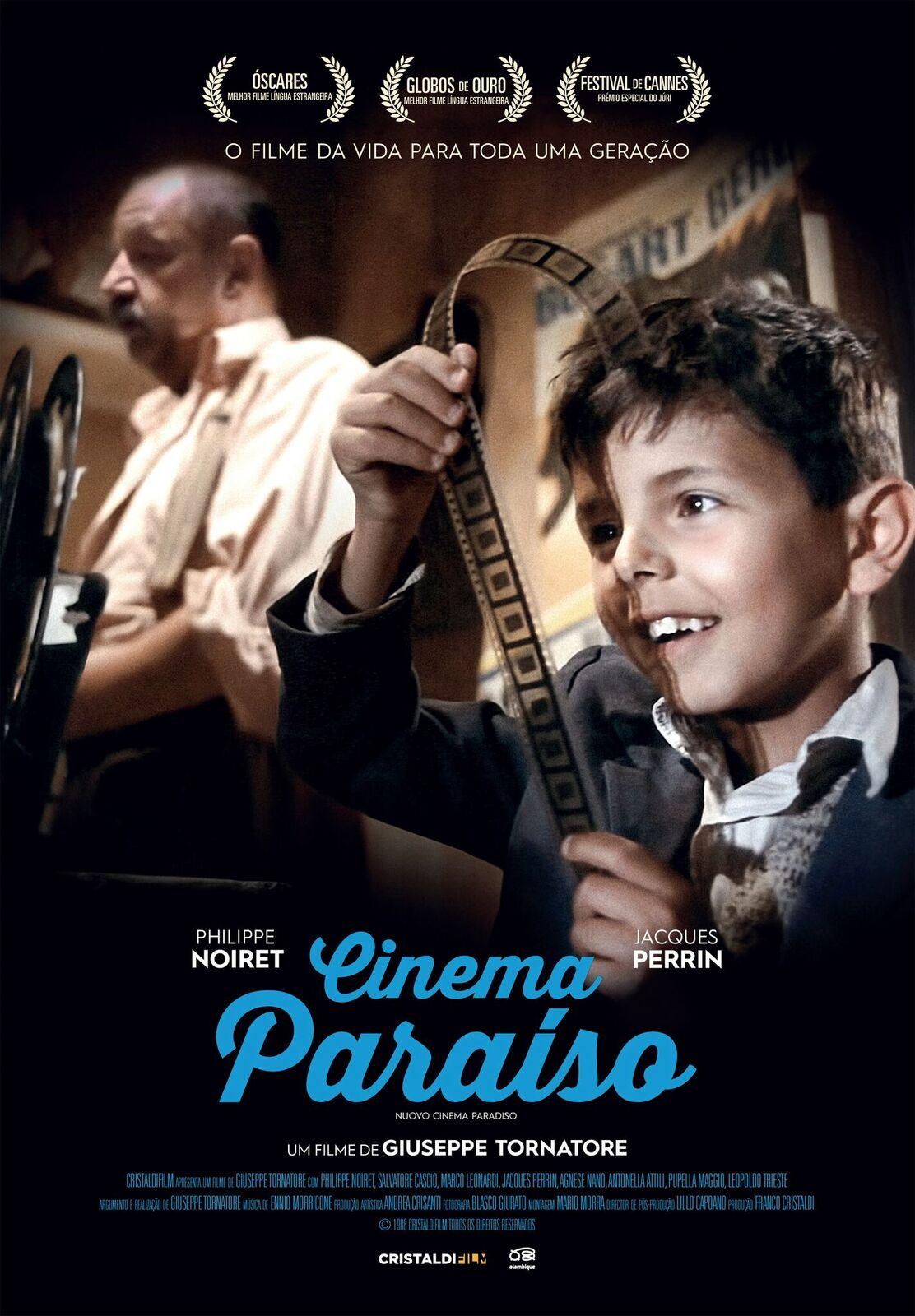 Cinema Paraíso Cinecartaz