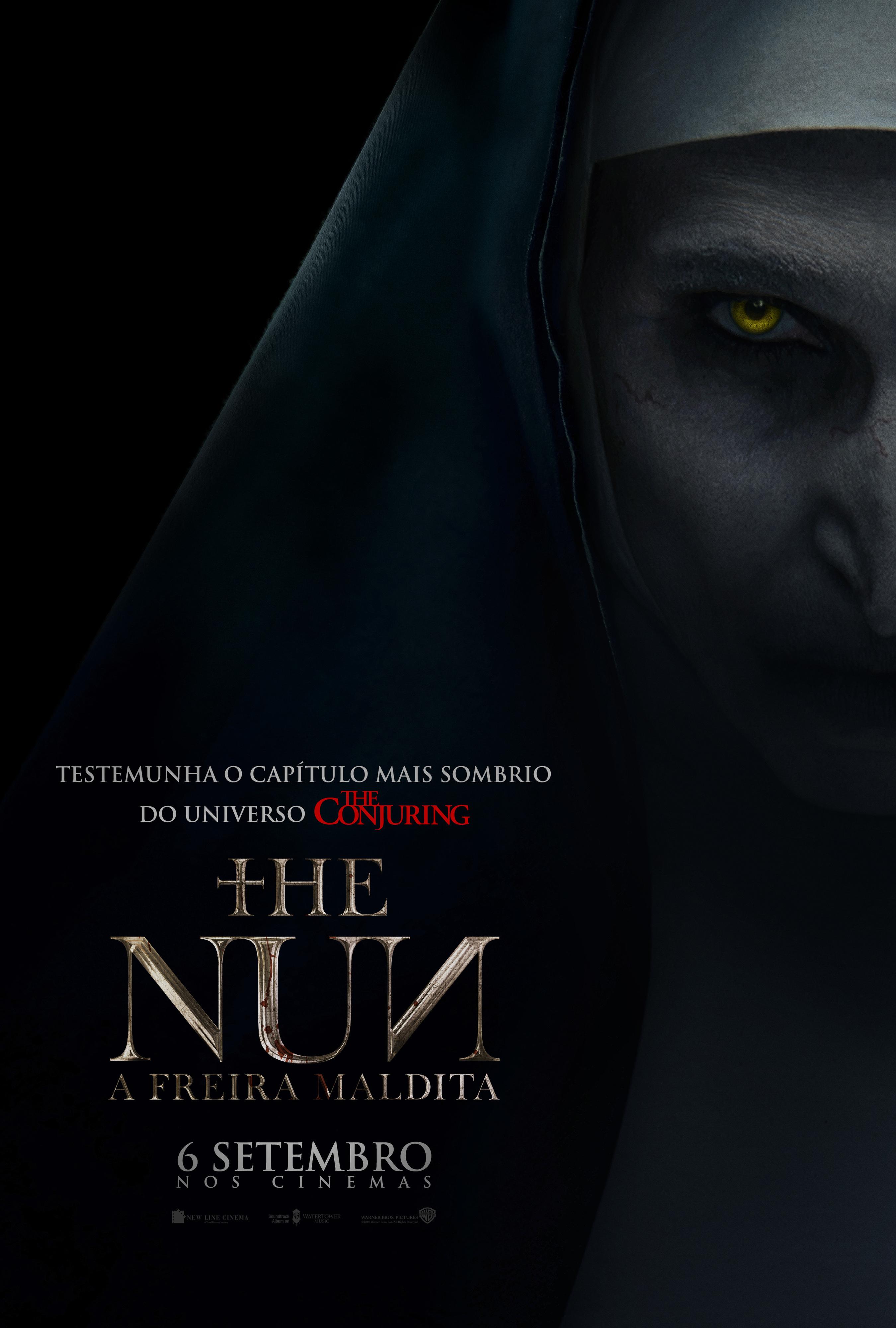 The Nun A Freira Maldita Cinecartaz