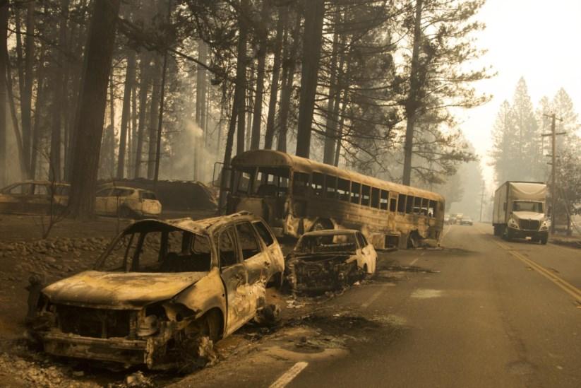 Resultado de imagem para Incêndios na Califórnia