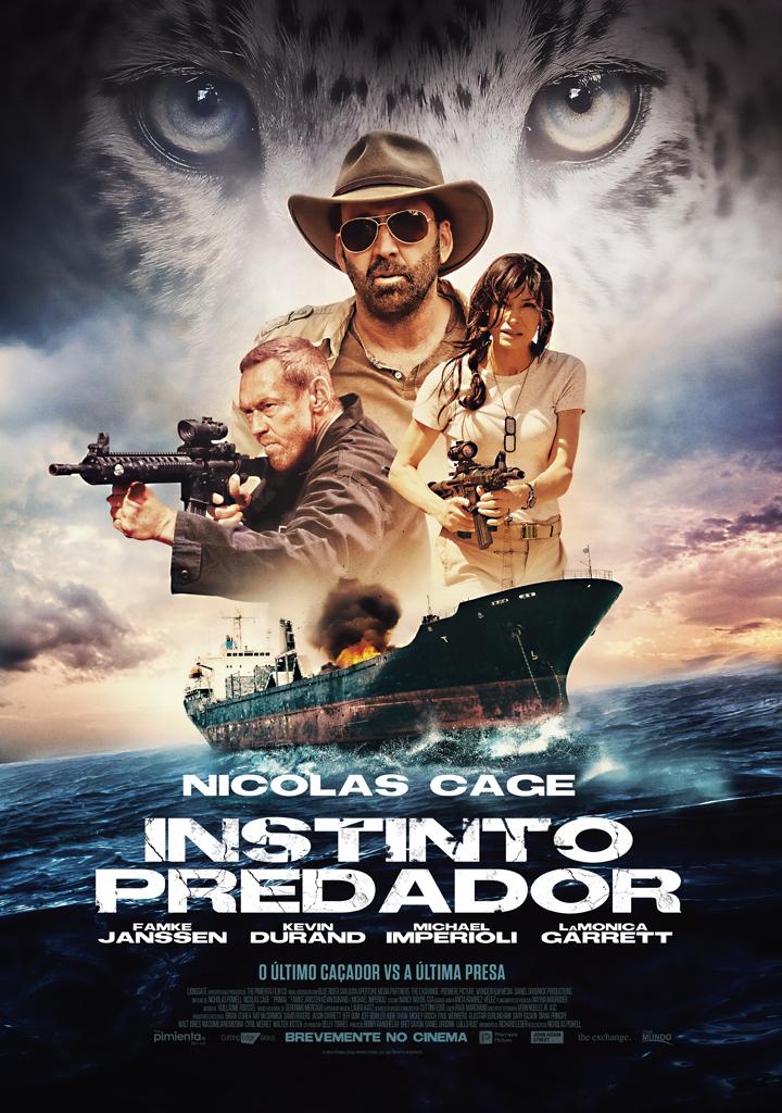 Instinto Predador - Cinecartaz