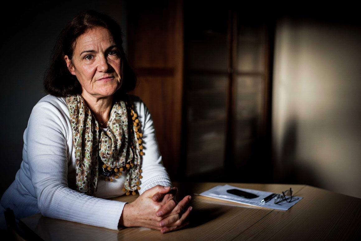 Maria Amélia Carvalho, de 58 anos, rescindiu contrato com a entidade para a qual trabalhou 37 anos,depois de vários meses com salários em atraso