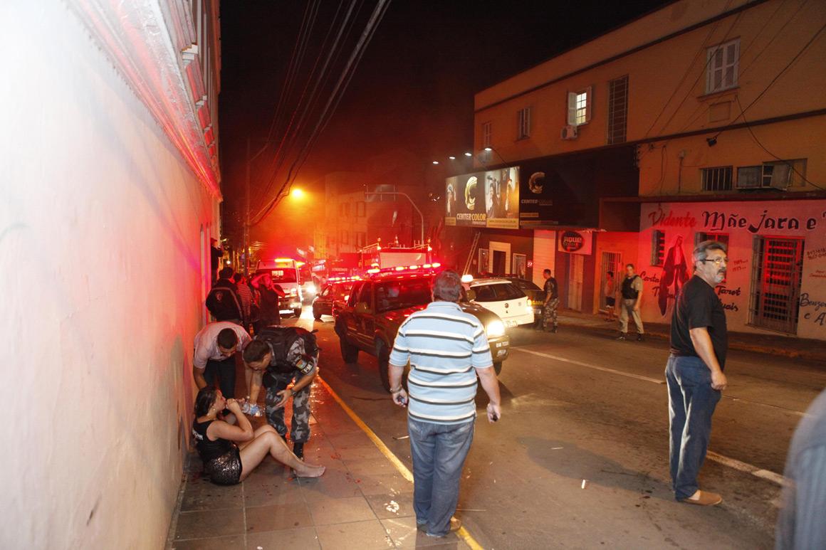 Este incêndio foi a segunda maior tragédia do Brasil