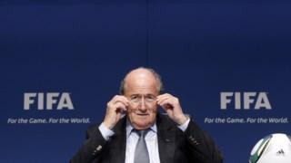 Sepp Blatter considera ser muito, muito difícil combater a batota no desporto