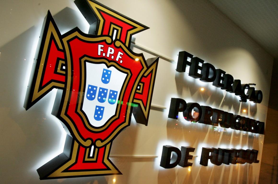 Resultado de imagem para federação portuguesa de futebol