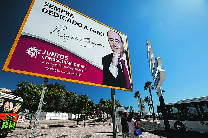 Macário foi madrugar para a Câmara de Faro