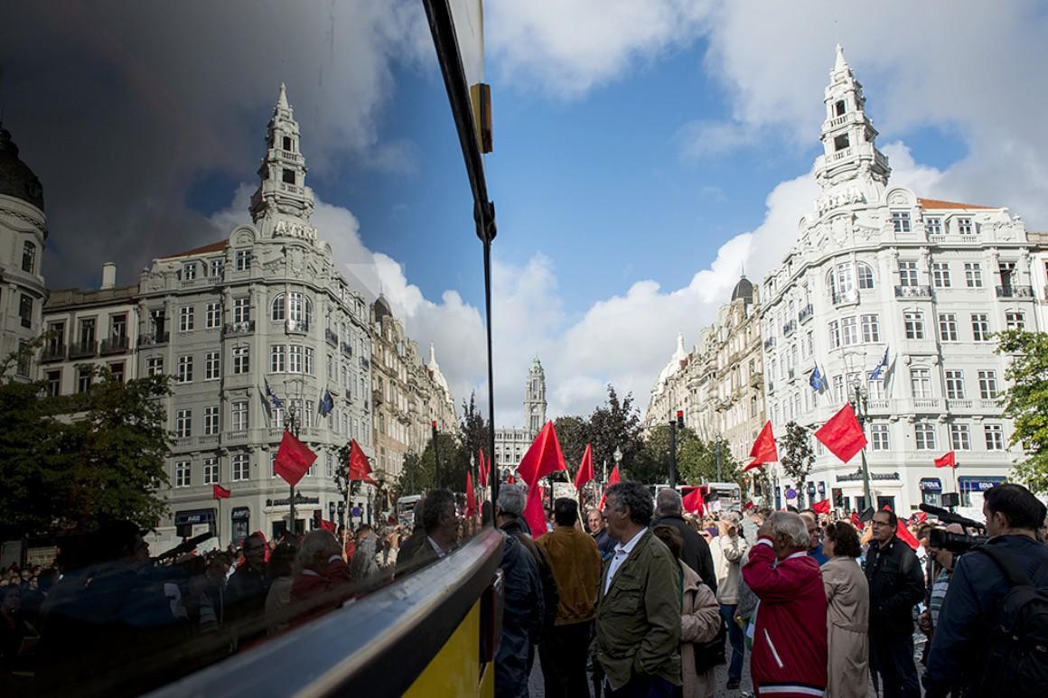 """Os Aliados continuam a ser usados para festejos ou comícios mas não conseguiram evoluir para """"salão"""" da cidade"""