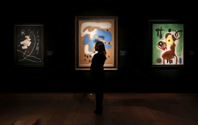 a39367903916 Comissão parlamentar chumba pedido do PS para visitar depósito das obras de  Miró - PÚBLICO