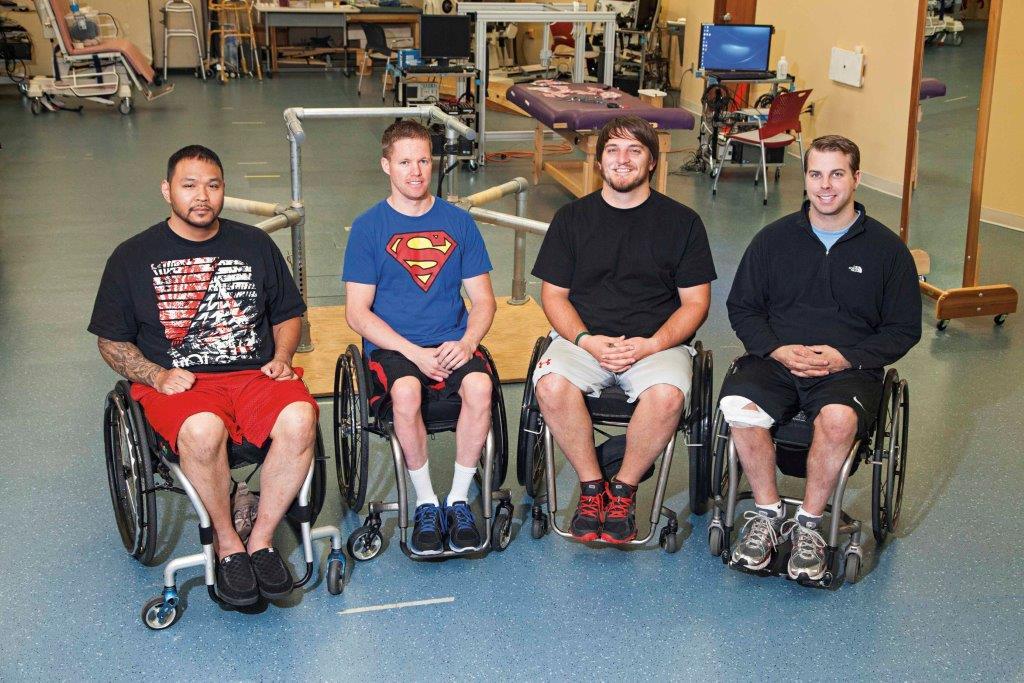 Doentes paralisados recuperam mobilidade após implante medular