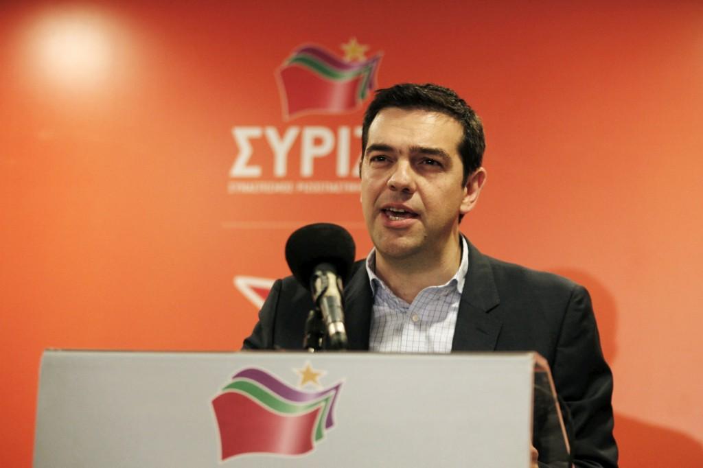 PÚBLICO - Syriza vence pela primeira vez uma eleição nacional na Grécia