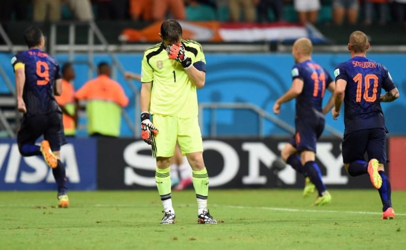 Espanha sofre a maior derrota de uma campeã em título  5ce02174a6e66