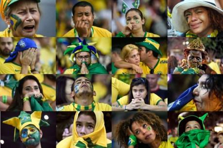 PÚBLICO - Os rostos de incredulidade e desespero