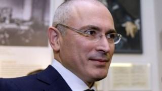 Khodorkovski era o patrão do maior gigante petrolífero da Rússia