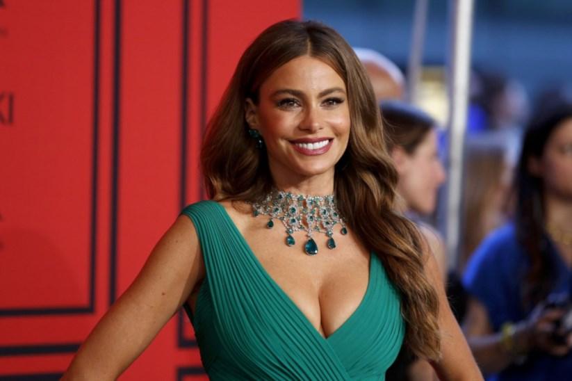 35dd31936 Sofia Vergara é a actriz televisiva mais bem paga | Televisão | PÚBLICO