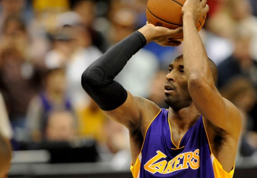 906f6e07484 Kobe Bryant tirou Michael Jordan do pódio dos marcadores da NBA ...
