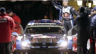 Sébastien Ogier já por duas vezes se sagrou campeão do mundo de ralis