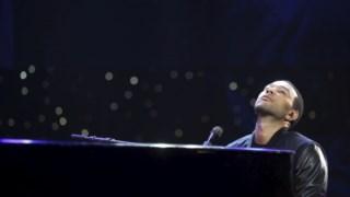 John Legend recebeu neste domingo o Óscar de melhor canção original