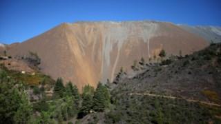Preço do volfrâmio, extraído na mina da Panasqueira, tem caído muito.