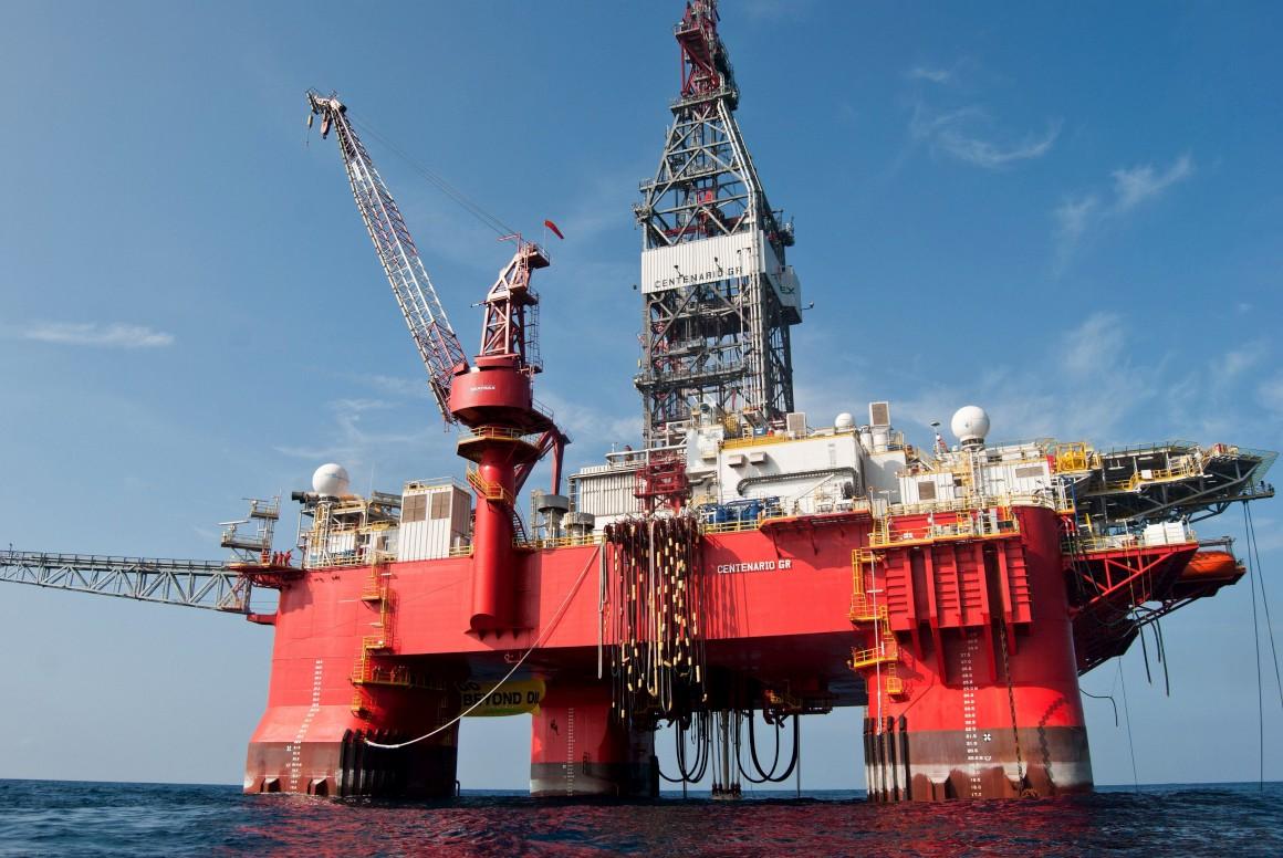 Resultado de imagem para exploração de petróleo galp