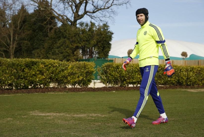 084ef07f46 Petr Cech despede-se do Chelsea após 11 anos