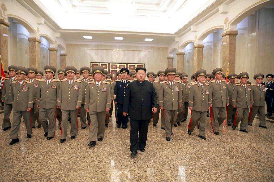 sia Coreia do Norte institui novo fuso horrio em corte com o