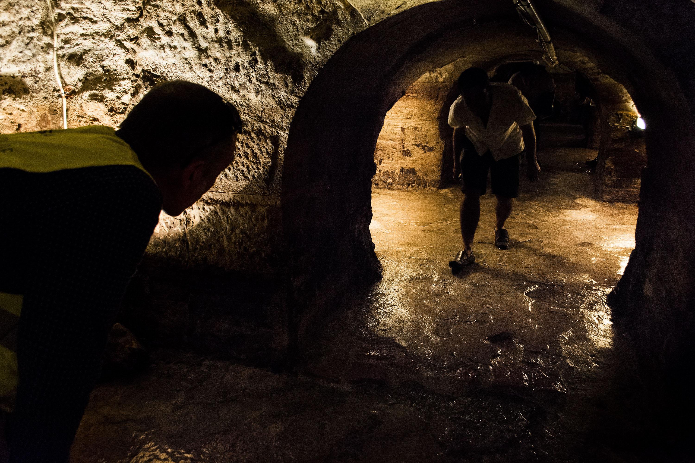 PÚBLICO - Visitas às Galerias Romanas esgotadas? Entre por aqui